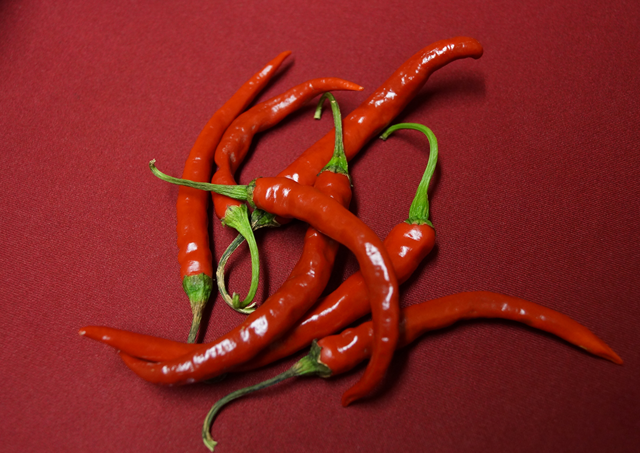 Unsere Chilis: Cayenne Long Slim